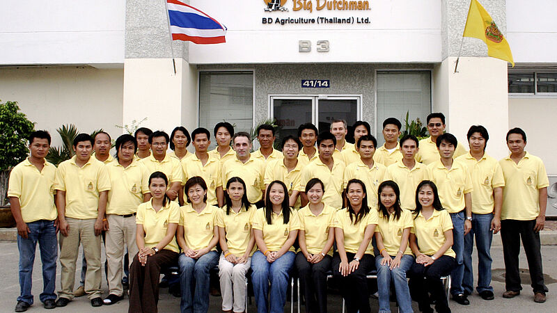 BD Agriculture ประเทศไทย