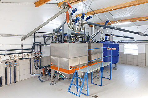 HydroMix pro liquid feeding system
